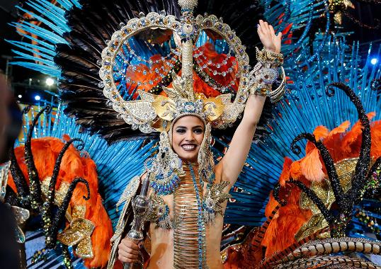 Carnaval - Santa Cruz