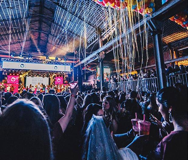 Foto: Divulgação Baile da Favorita