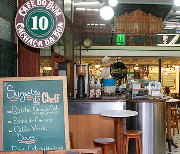 Foto: Café do Bom Cachaça da Boa